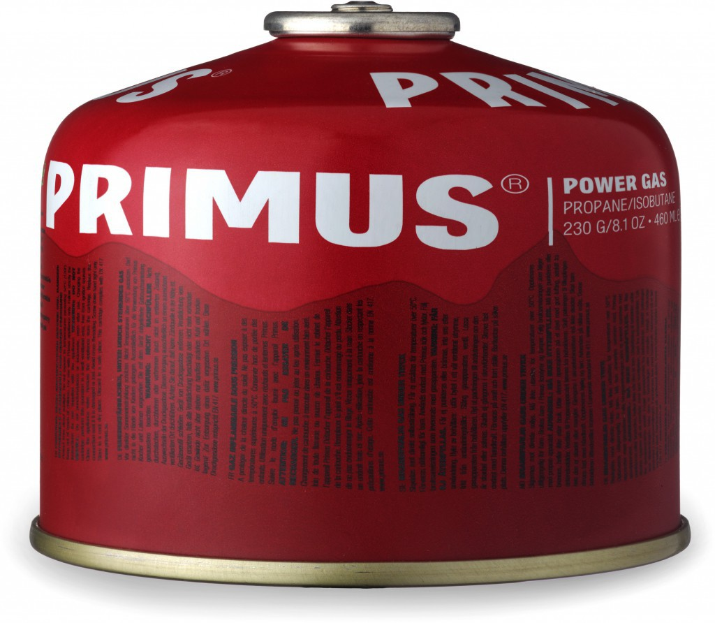 Primus Power Gas 230 g Cartridge