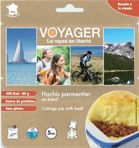 Hachis parmentier au bœuf - Voyager