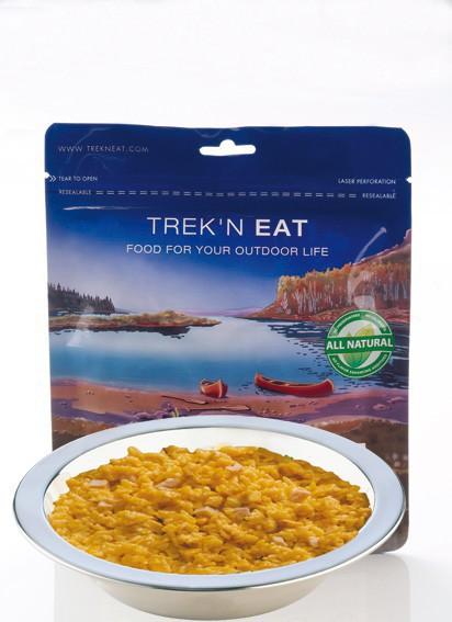 Chicken in Curried Rice - Trek'n Eat