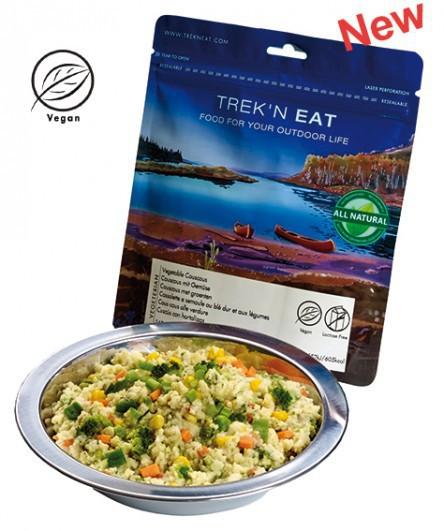 Vegetable Jambalaya - Trek'n Eat