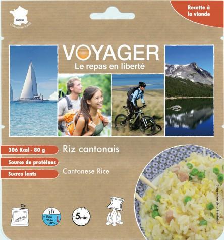 Riz cantonnais - Voyager