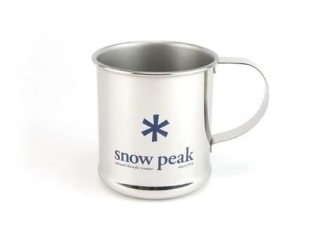 Snow Peak Stainless-Steel-Cup