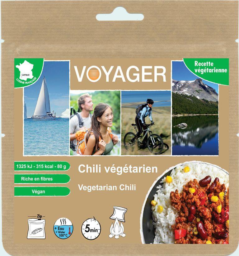 Chili Végétarien - Voyager