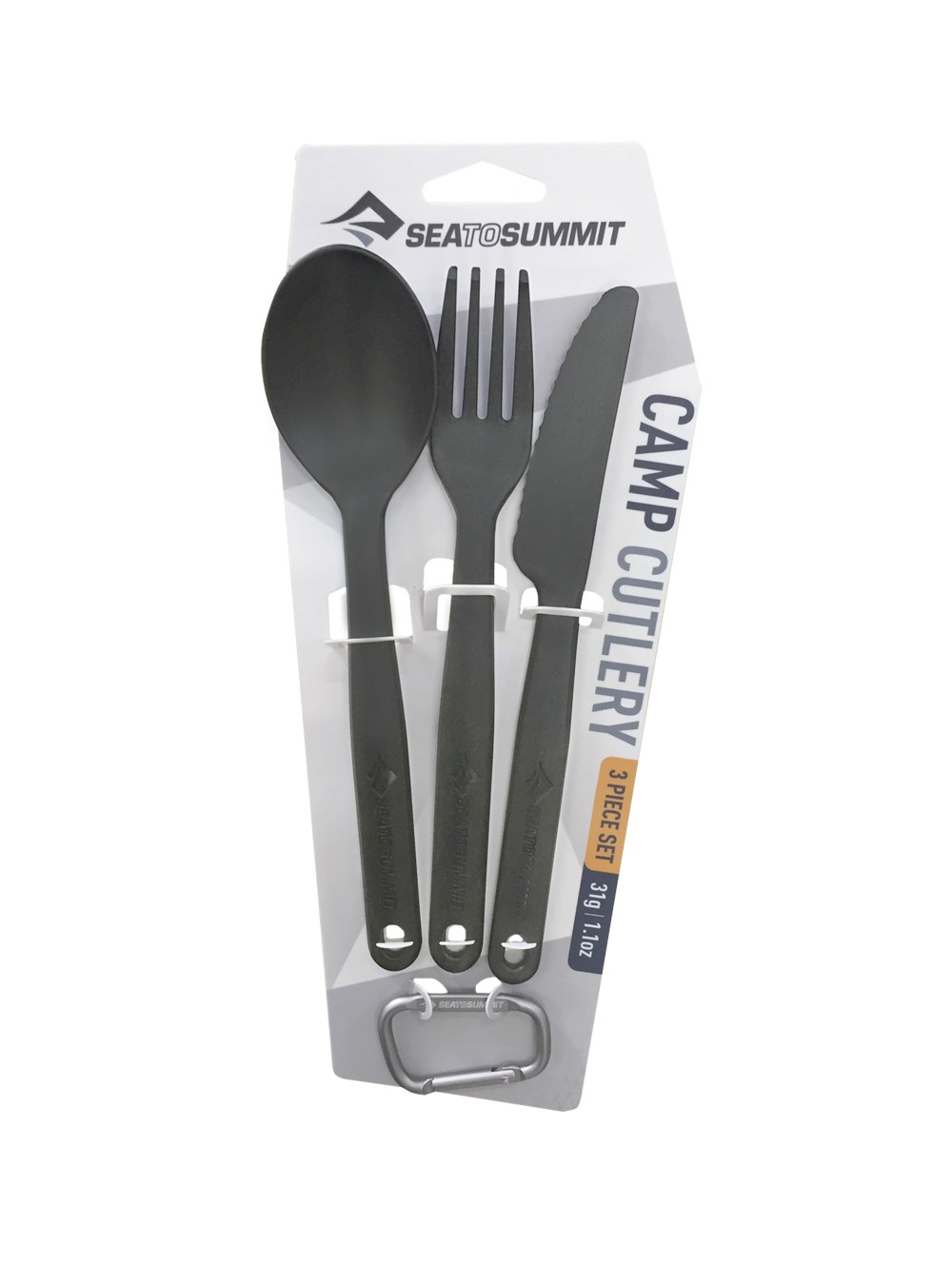 Poly-carbonate Cutlery Set