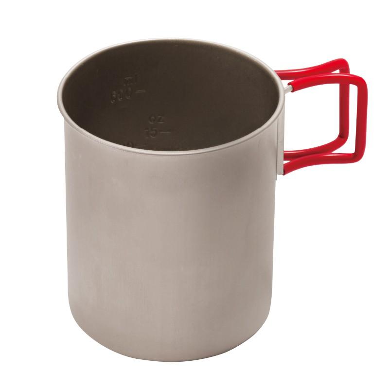 Evernew Titanium Cup 670FD