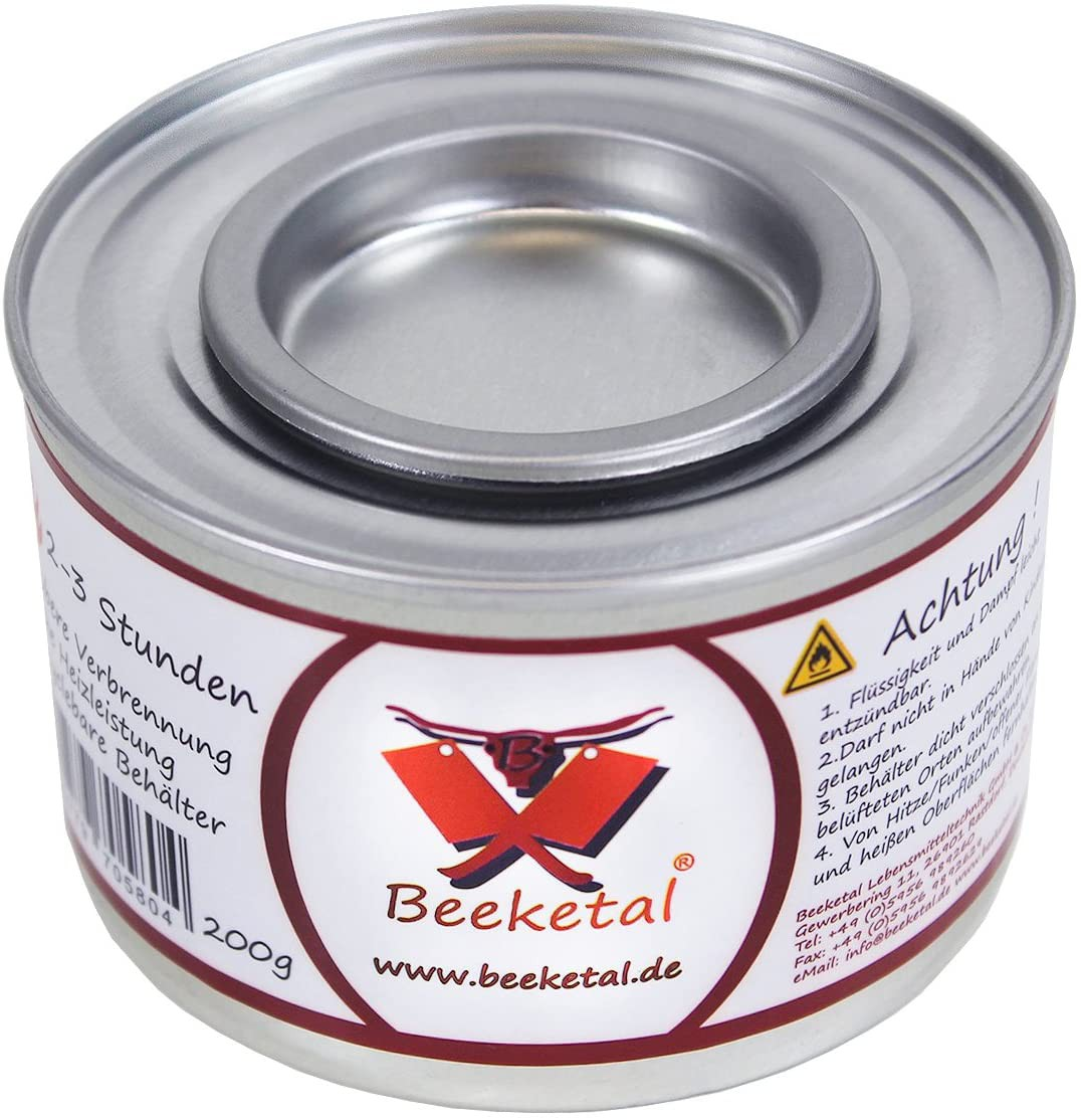 Gel combustible Safety Fuel Past