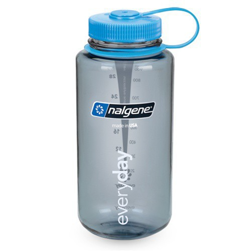 Nalgene Everyday Wide Mouth Water Bottle