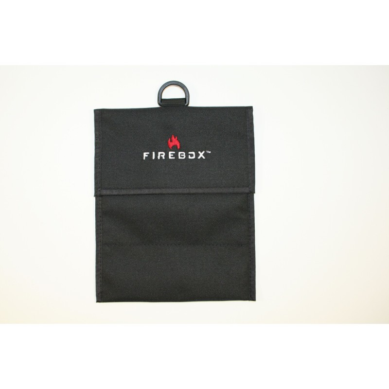 "5"" Heavy Duty Cordura D-Ring Carrying Case"
