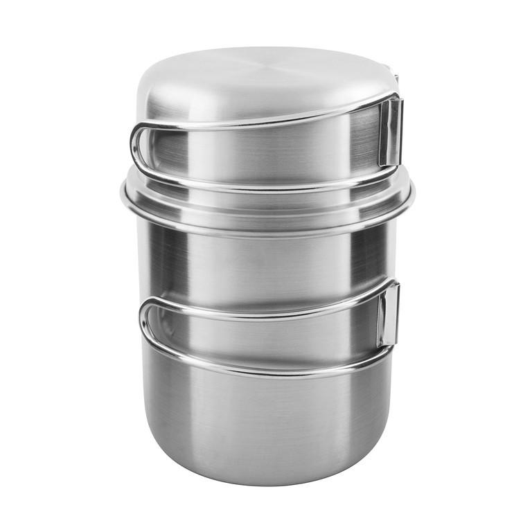 Tasse/Mug avec couvercle Tatonka Handle Mug 500 Set