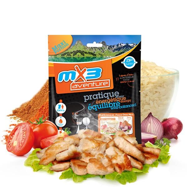 Chicken and Rice Tandoori - MX3