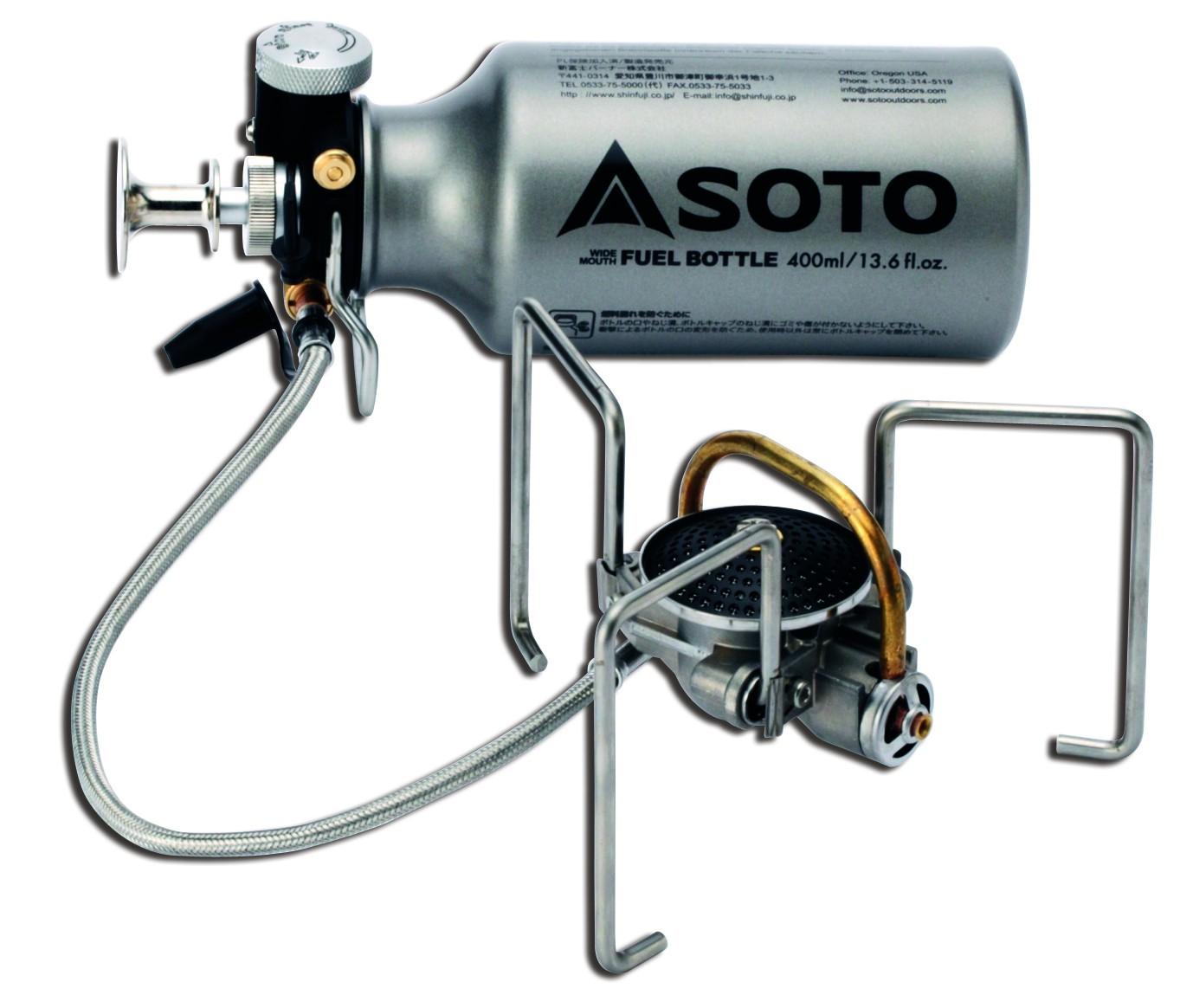 Réchaud à gaz Soto Micro Regulator 0D-1R