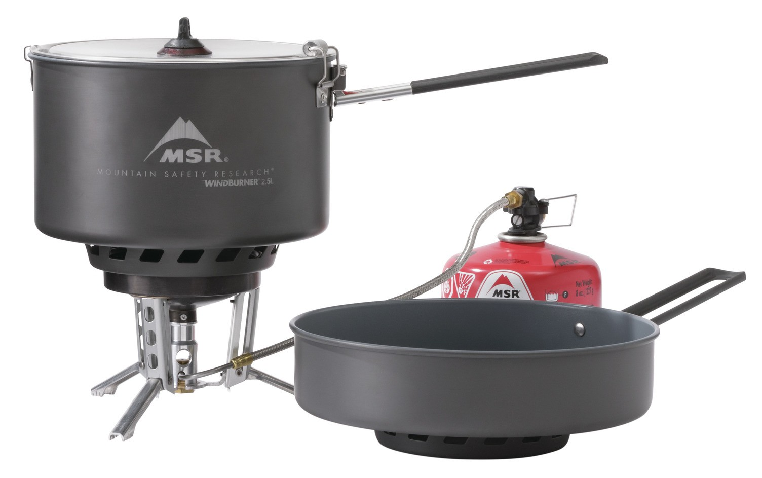 Msr WindBurner Group System