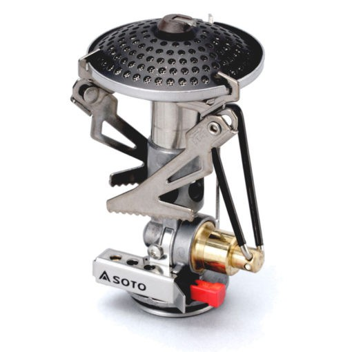 Réchaud à gaz Soto Micro Regulator 0D-1R
