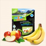 Organic Apple and Banana