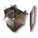 Folding Firebox Stove