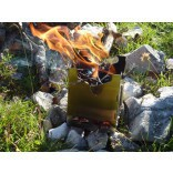 Wood stove Kuenzi FM NG