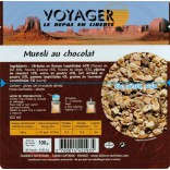 Muesli with chocolate chips - Voyager