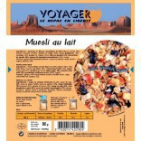 Muesli with milk - Voyager