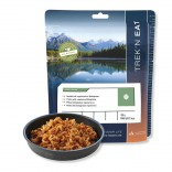 Pasta with Soya Bolognese - Trek'n Eat