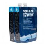 Poche à eau Sawyer Squeeze Pouches 2L
