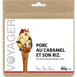 Pork with caramel - Voyager