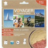 Mashed potatoes with ham - Voyager