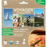 Tajine végétarien aux petits légumes - Voyager