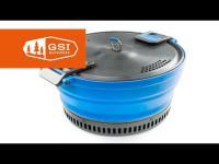 GSI Outdoors - Escape 2L Pot