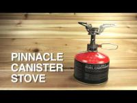 Pinnacle Canister Stove