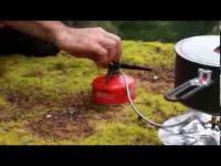 MSR Stoves: Mode Alimentation Liquide