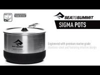 Sea to Summit SigmaPots
